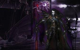 Dark Elf Prince Full HD Wallpaper and Background