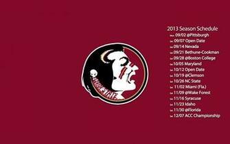 Florida State Seminoles Schedule
