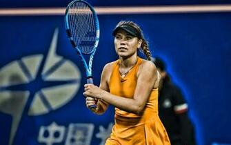 Download wallpapers Sofia Kenin 4k American tennis players WTA
