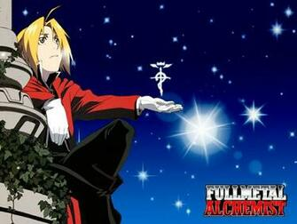 Christmas Night Anime Full Metal Alchemist HD Desktop Wallpaper