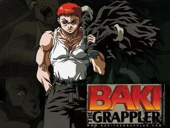 Best 52 Baki Wallpaper on HipWallpaper Baki Son of Ogre