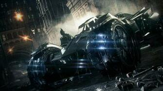 Exclusive 2014 Batmobile Batman Arkham Knight HD Wallpapers