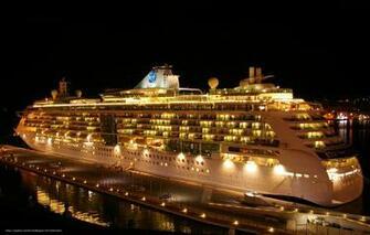 scaricare gli sfondi Royal Caribbean nave da crociera Brilliance of