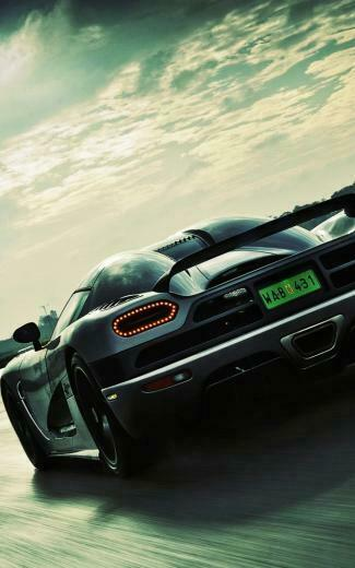 Koenigsegg Super Car Android Wallpaper download
