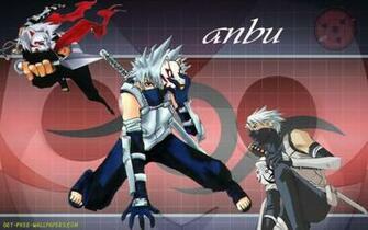 Download Anbu Kakashi Wallpaper
