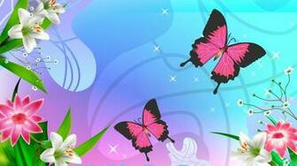 Download From Cute Butterfly Wallpaper 1920x1080 Full HD Wallpapers