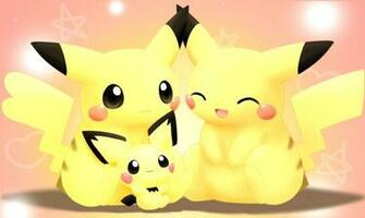 Pokemon Pikachu Smile Wallpaper Hd Laptop Wallpapers