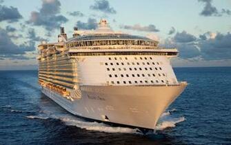 Cruise ship wallpaper 30958