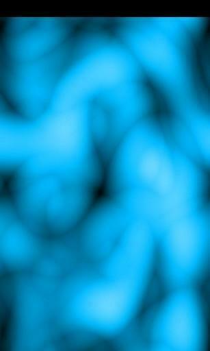 View bigger   Blue Lava Lamp Live Wallpaper for Android screenshot