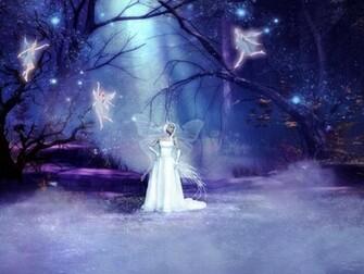 Outstanding Fairy wallpaper