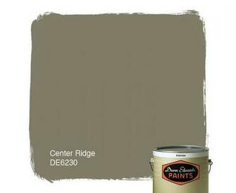 Dunn Edwards Paints paint color Center Ridge DE6230 Click for a