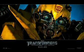 Bumble Bee in Transformers Revenge of the Fallen wallpaper   Click