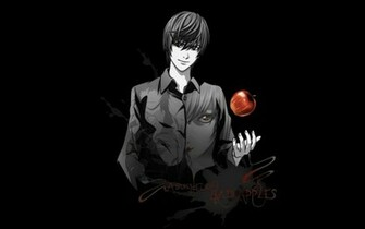 Light Yagami Wallpaper 1280x800 Wallpapers 1280x800 Wallpapers