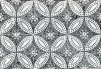 The Textile Blog The Geometrical Framework of Pattern