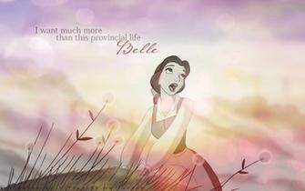 Belle   Disney Princess Wallpaper 21774536