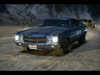 Fast And Furious Movie Cars Chevelle 1600x1200jpg