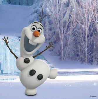 Frozen Olaf Wallpaper Design olafjpg