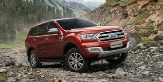 Ford Endeavour Sees Massive Boost in March 2016 Sales