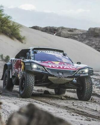 Carlos Sainz 2020 Dakar Rally Wallpapers