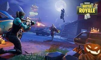 Fortnite Battle Royale UPDATE   Halloween end date latest