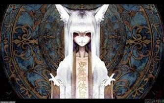 Anime cat girl wallpaper 2318   Open Walls