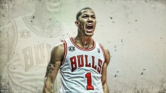 Derrick Rose Wallpaper by lisong24kobe