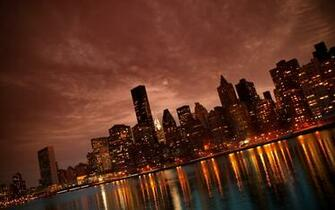 NYC Amazing images Manhattan NYC Reflections HD wallpaper and