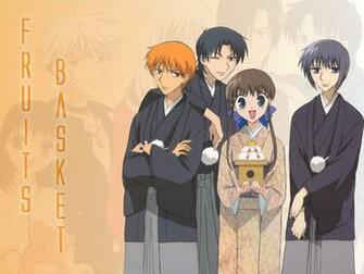 Fruits Basket HD Wallpapers WallpapersIn4knet