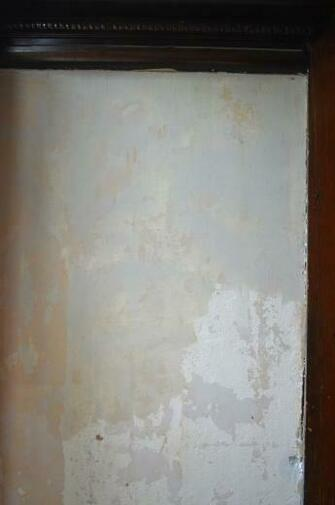 Plaster Walls Wallpaper Steamer Peeling Paint and Joint Compound