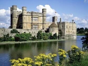 Leeds Castle Kent England Wallpapers HD Wallpapers