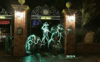 Disney Parks Blog Light Painting Wallpaper Disney Parks Blog