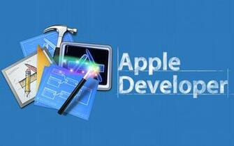 Apple Developer Wallpaper by Chuck67322