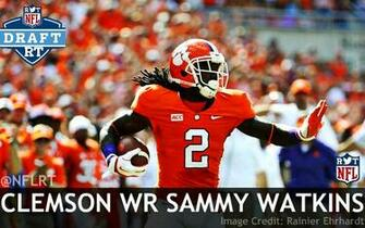 Sammy Watkins Iphone Wallpaper Clemson wr sammy watkins