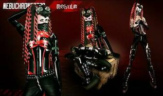 Cyber Goth Background
