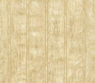 Light Beige Sunday Beadboard Wallpaper