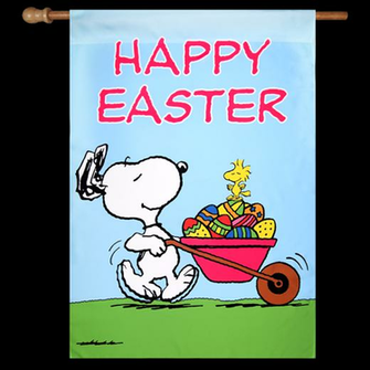 Easter Snoopy quotes