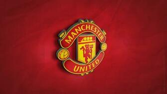 Manchester United 3D Logo Wallpaper Football Wallpapers HD
