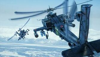 Background Wallpapers Apache Helicopter HD Desktop Wallpapers