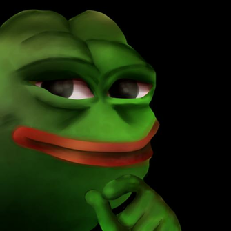 Rare Pepe by Fiveling