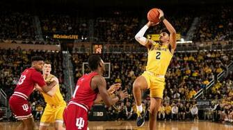 Wolverines Remain Undefeated After Wire to Wire Win Over No 21