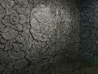 Pattern Texture Spiral Black White Design Wallpaper 1920x1440 Full