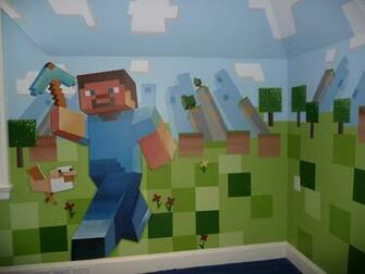 in love with Minecraft Steve and his trusty Duck