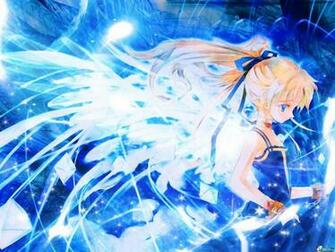 blue anime wallpaper   Anime Photo 11442170