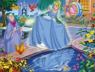 Cinderella Wallpaper   Classic Disney Wallpaper 6496223