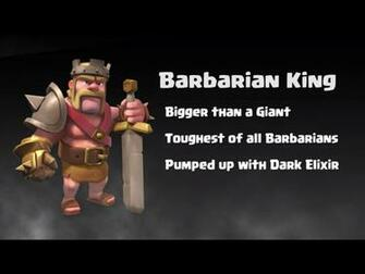 Clash Of Clans Barbarian King Wallpaper Barbarian king