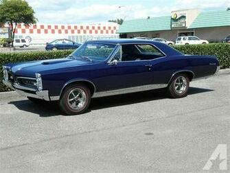 Related Pictures 1967 Vintage Pontiac Gto Muscle Car For Sale In HD