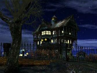 3D Haunted Halloween Screensaver Software Informer Screenshots