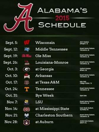 state of Mississippi Alabama s schedule doesn t look as easy on