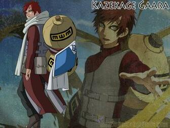 Kazekage Gaara Cool Wallpapers HD Amazing Picture