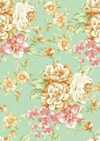 Vintage Floral Print Wallpaper Images Pictures   Becuo